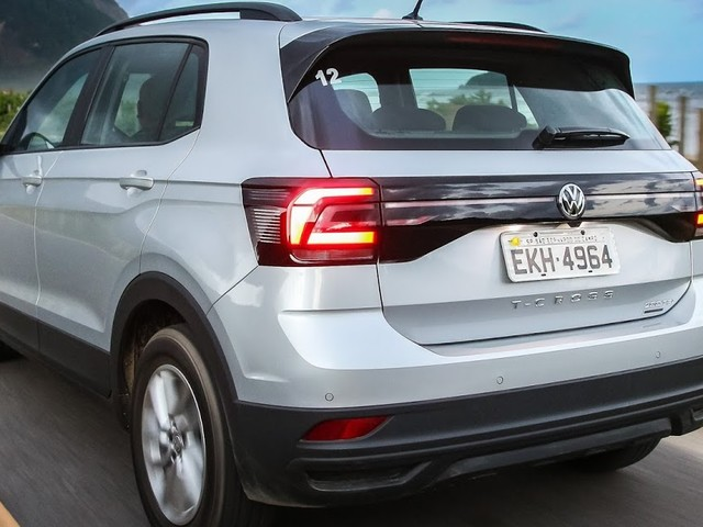 VW T-Cross 2020 tem recall por problema no eixo traseiro