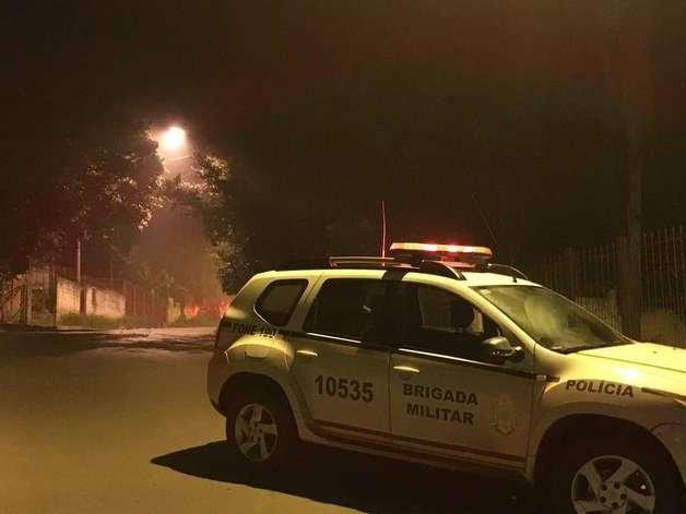 Motorista de aplicativo é morto com vários tiros em Alvorada