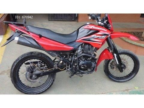 Vendo Moto Montañera