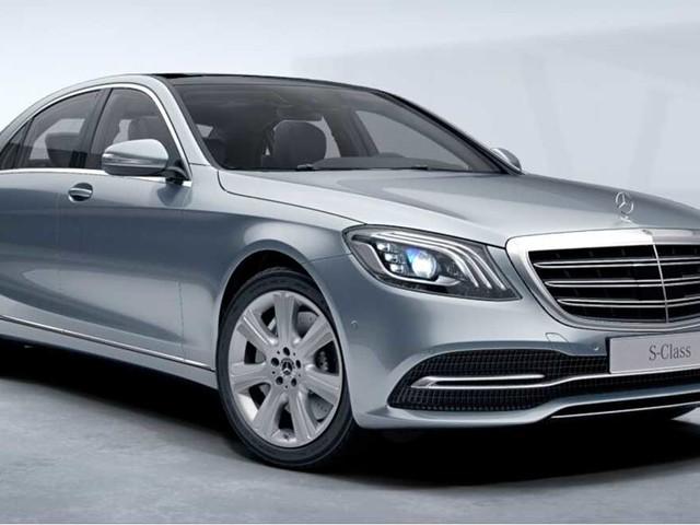Mercedes-Benz Classe S tem preço inicial de R$ 769.900