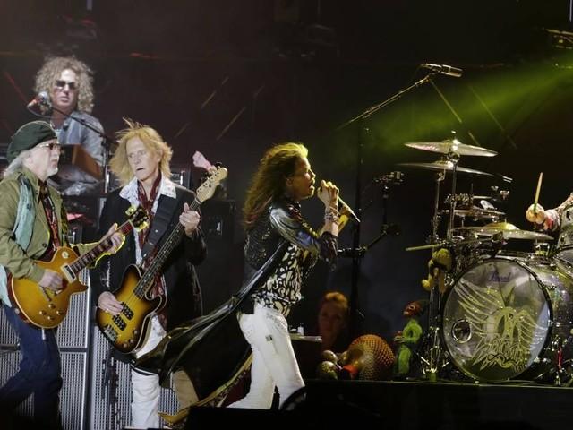 Baterista do Aerosmith