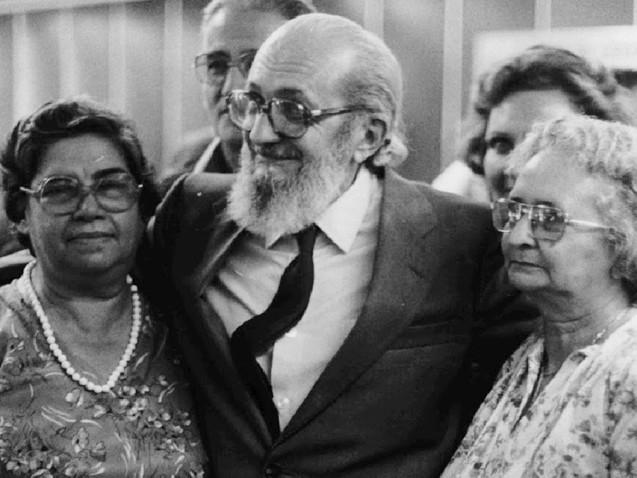 Senado mantém Paulo Freire como patrono da educação no Brasil