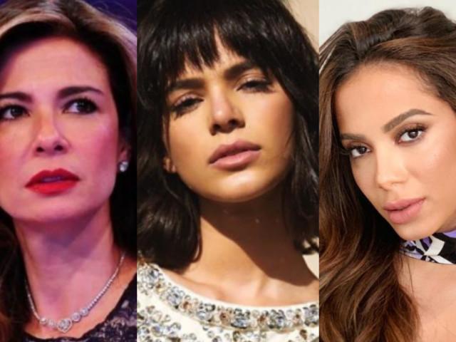 Traição, briga e revolta: Luciana Gimenez, Anitta, Bruna Marquezine e famosas que estão na pista
