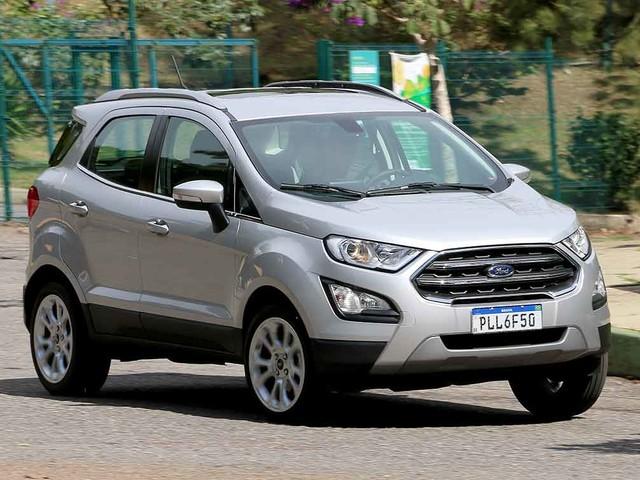 Ford EcoSport, Ka e Ka Sedan são chamados para recall por falha em banco