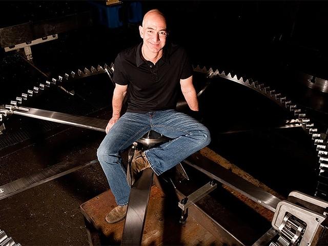 É real: começa a construção do relógio de Jeff Bezos que funcionará por 10 mil anos