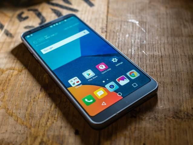 """Vivo vai permitir que clientes façam """"test drive"""" do LG G6 antes de comprá-lo"""