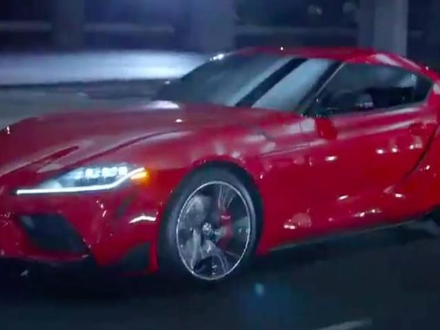 Novo Toyota Supra 2020 totalmente revelado em vídeo