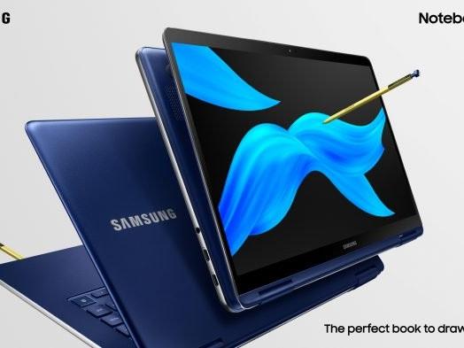 O Notebook 9 Pen é novo topo ultrabook topo de linha da Samsung
