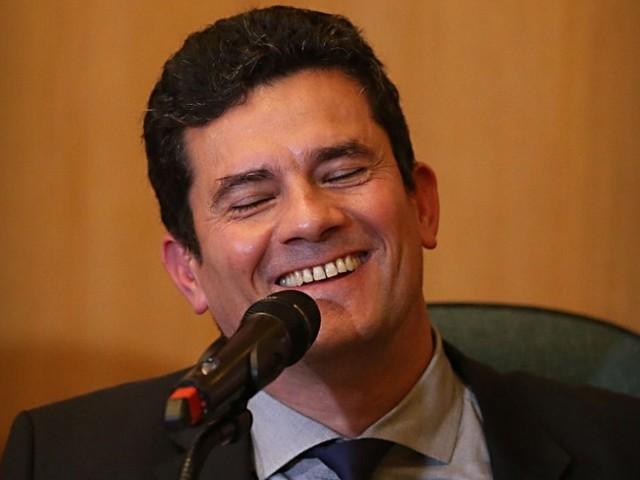 'Seria como ganhar na loteria', diz Moro sobre ida para o STF