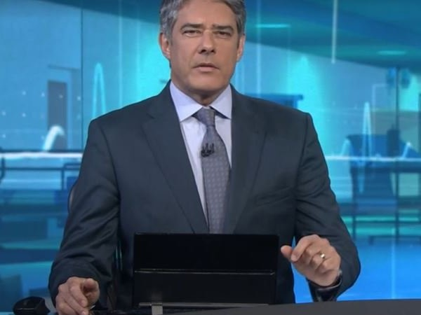 William Bonner paralisa o Brasil para ler comunicado bombástico da Globo e verdade cruel é dita