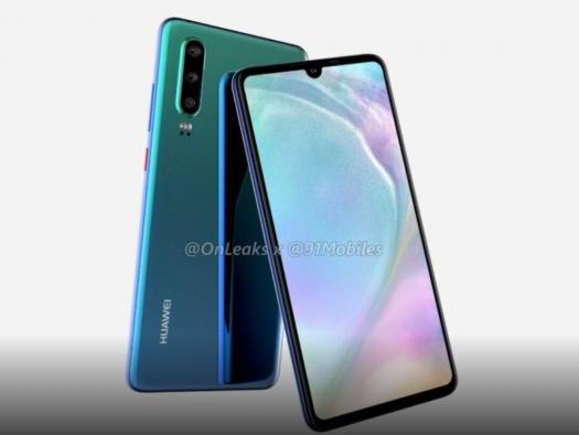 Huawei revelará novo flagship da linha P30 no final de março