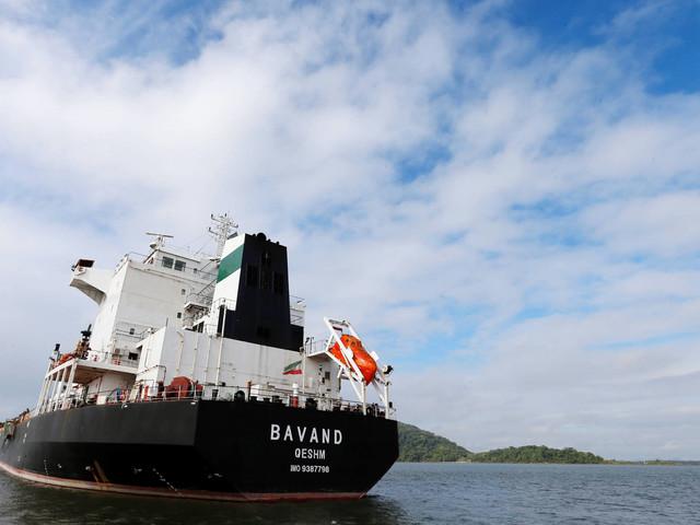 Navios do Irã estão parados no Brasil devido a sanções americanas