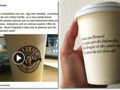 """Rede de fast-food francesa diz que Brasil não tem apenas """"drogas, putas e favelas"""""""