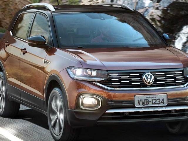 VW T-Cross brasileiro será vendido no México já em junho