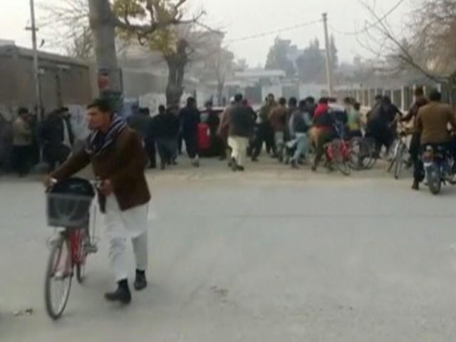 Sede da ONG Save the Children é atacada no leste do Afeganistão