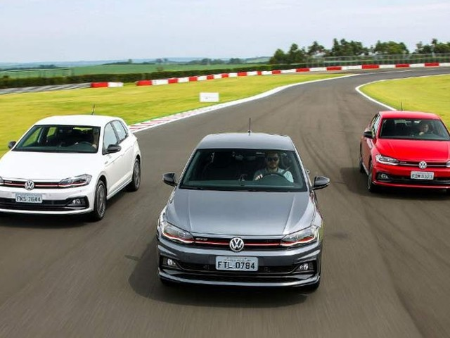 Novo VW Polo GTS 2020 Turbo AT chega por R$ 99.470