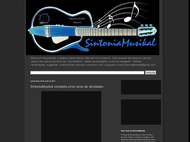 SintoniaMusikal completa cinco anos de atividades