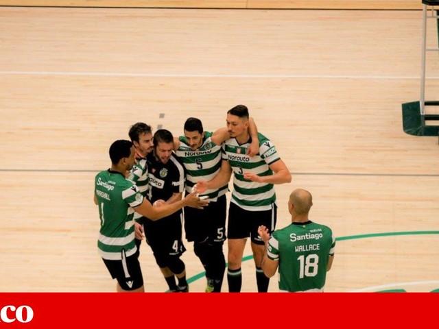 Sporting e Benfica estão nos quartos-de-final da Taça Challenge