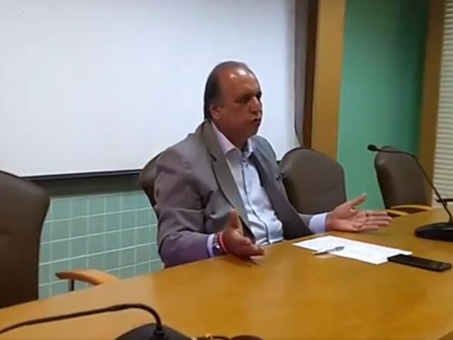 Pezão sanciona empréstimo de R$ 250 milhões, mas veta artigo que condicionava a salários em dia