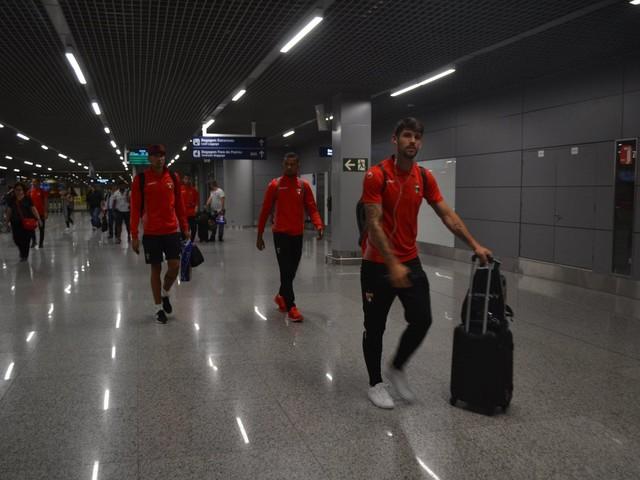 Deportivo Lara viajará um dia inteiro depois de enfrentar o Corinthians