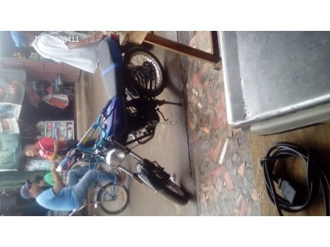 Vendo moto dayun 200 en buen estado