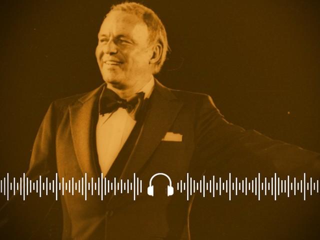 Frank Sinatra, os 40 anos do show histórico no Maracanã