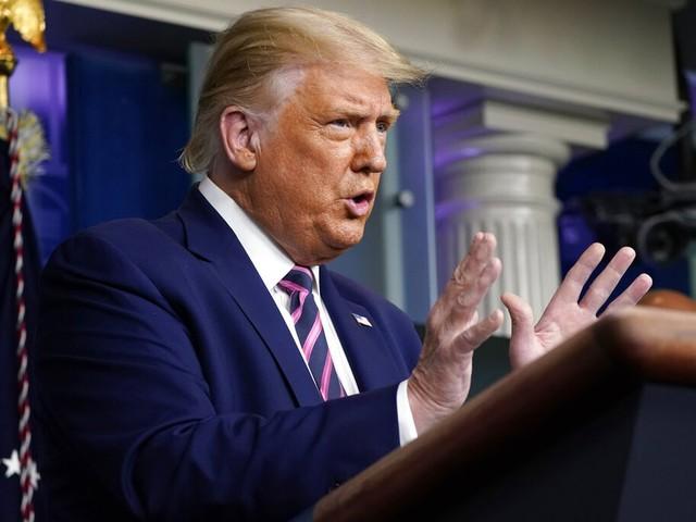 Trump não pagou IR em 10 dos 15 anos até 2016, diz 'The New York Times'