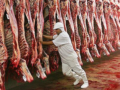 China, Chile e Egito retomam importações de carne brasileira