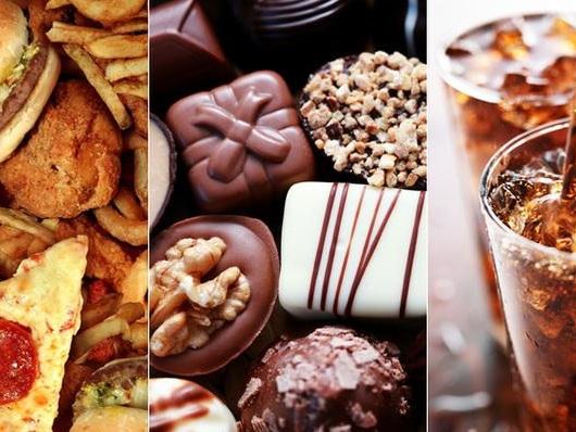 Saiba quais são os cinco alimentos que podem te levar a depressão