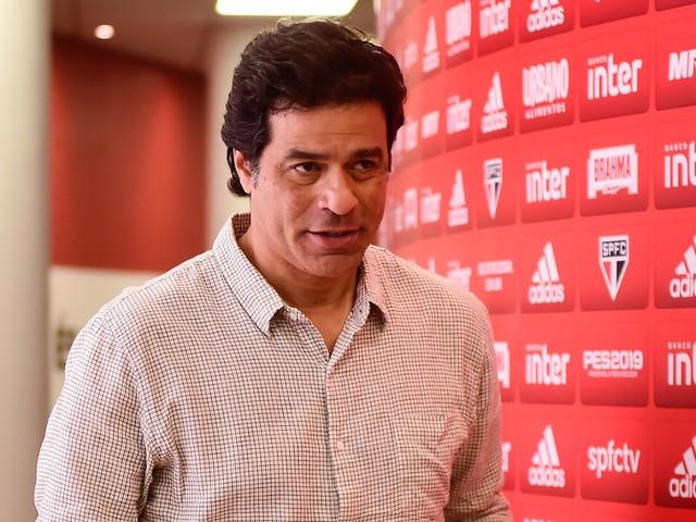 Raí evita falar sobre continuidade e mira vaga na Libertadores
