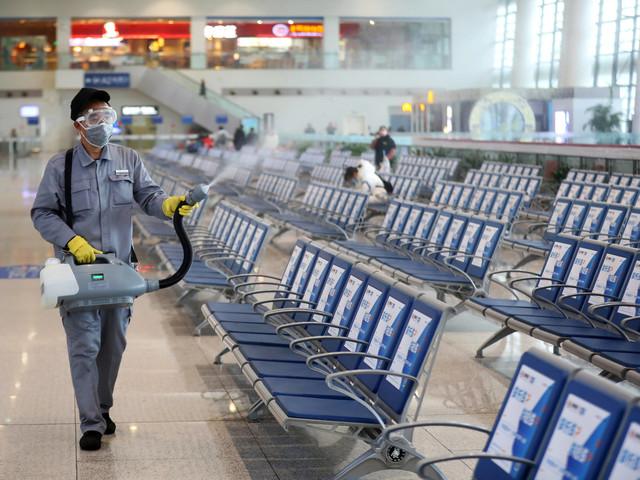 Efeito da pandemia | PIB da China cresce 2,3% em 2020, desempenho mais fraco em 44 anos