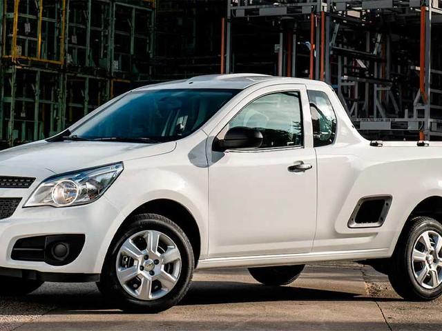 Ganhando sobrevida, Chevrolet Montana 2021 será vendida em versão única