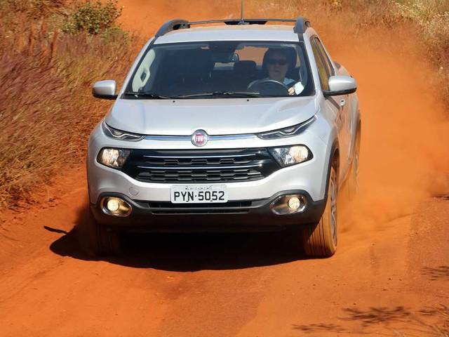 Ao volante: Fiat Toro Freedom 2.4 flex – Mais fôlego no conforto