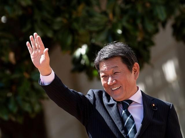 Japão anuncia Toshimitsu Motegi como novo chanceler