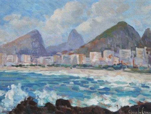 Rio de Janeiro, um parque à beira-mar
