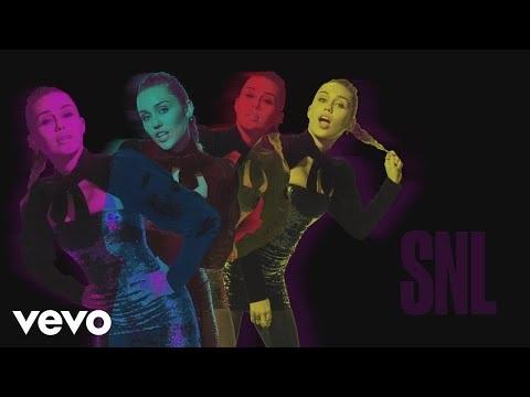 Saturday Night Live: Confira a participação de Miley no programa!