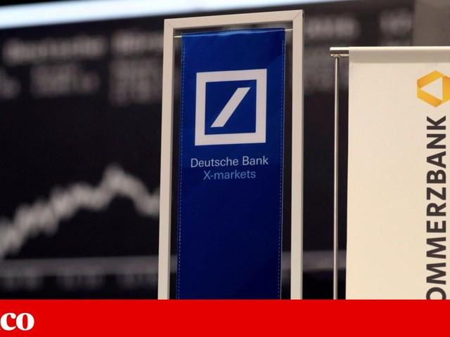 Possível fusão de bancos alemães anima bolsas europeias