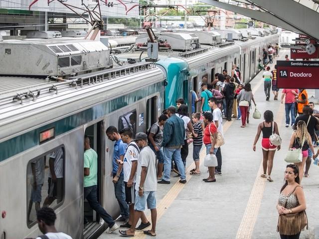 RJ tem primeiro dia de alterações operacionais na SuperVia; 40 trens foram retirados de circulação