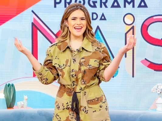 Programa da Maisa estreia com alta audiência e vence a Globo; confira os consolidados de sábado (16/03/19)