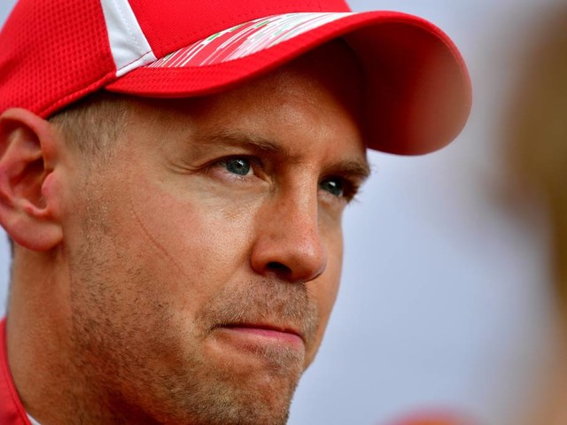 "Vettel: ""Estou ansioso pelo futuro"""