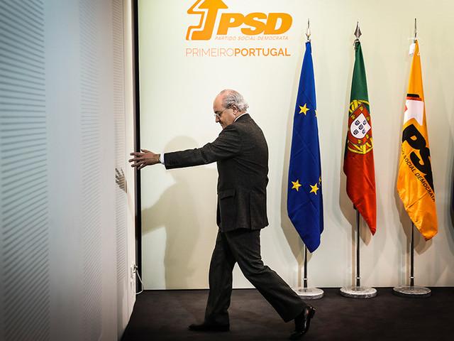 """Castro Almeida: se o PSD não vencer as legislativas é por """"incompetência"""""""