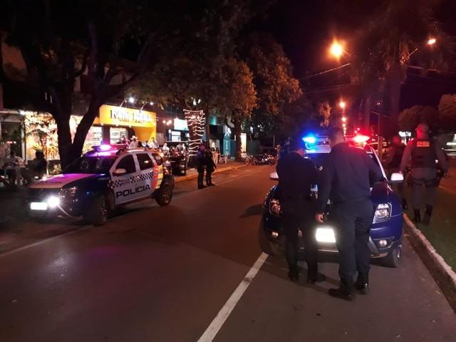 Pedestre morre após ser atropelado por moto ao atravessar avenida em MT