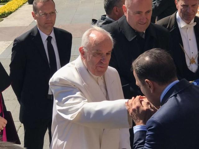 João Doria vai ao Vaticano e também leva recusa do Papa Francisco