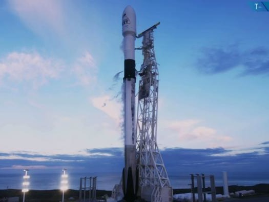 SpaceX coloca últimos 10 satélites do Iridium Next em órbita terrestre