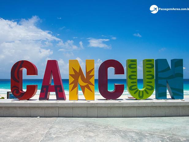 Passagem aérea para Cancun a partir de R$ 1740