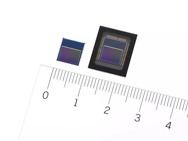 Sony anuncia dois sensores de câmera com processador de IA