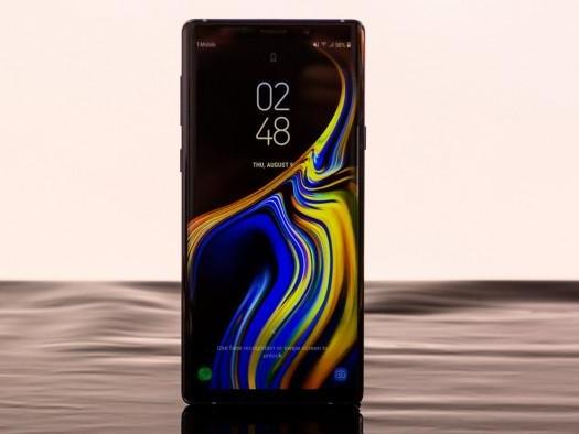 Samsung deve colocar Android Pie no Note 9 somente em fevereiro