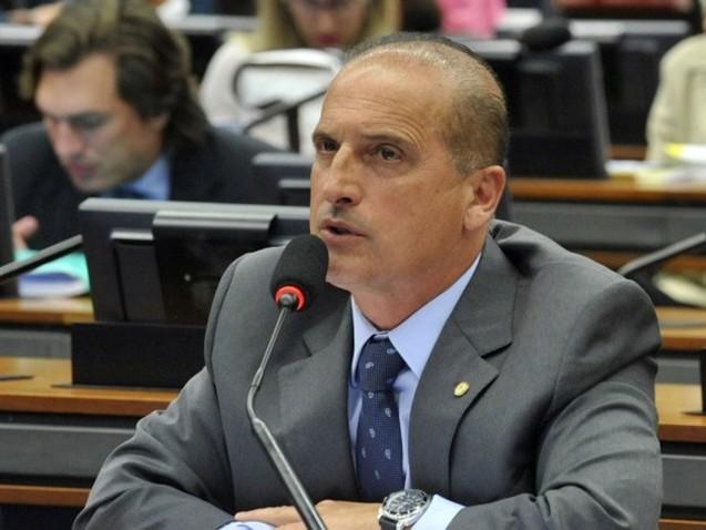 Onyx mantém assessores ligados a Eduardo Cunha
