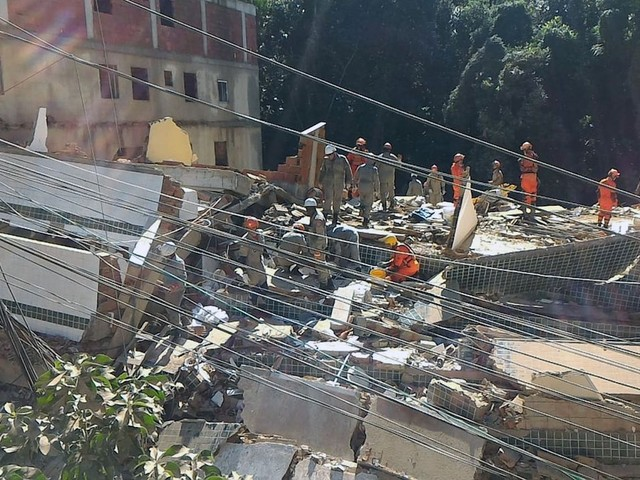 Man Involved With Selling Units in Collapsed Buildings in Rio is Arrested