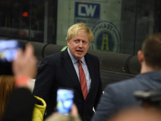 """Johnson: """"Machtvolles Mandat"""" für den Brexit"""
